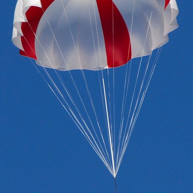 Rescue parachute series PLUS