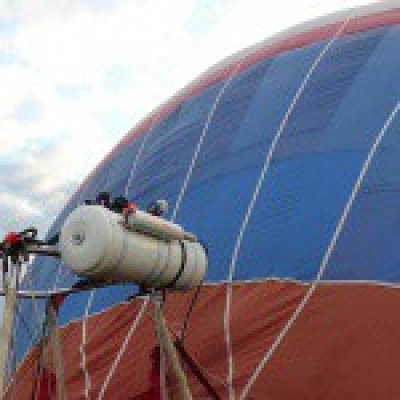 Záchranné systémy pro balóny